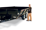 HD Deckover Dump w/Fold-Down Sides